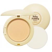 BEDAK ETUDE House Baby Pudding Pact Powder SPF33 PA++