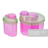 Munchkin Powdered Formula Dispenser Combo Pack - Green Pink