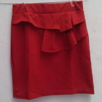 Mini Skirt panjang 40cm