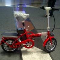 electric bike venio