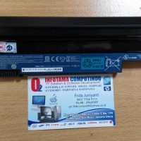 Baterai/Battery/Batre Laptop Acer Aspire One Happy D255,D257,D260 ORI