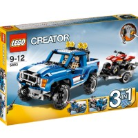 Toys LEGO Creator Offroad Power 5893
