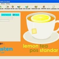 Lemon Tea Pos Standar Trial