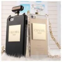 Cassing Hp Iphone Chanel Case Parfum Iphone4/5 Kado Barang Unik