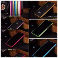 Slim Bumper Metal Case for Asus Zenfone 6 coloring image