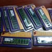 Vgen RAM Memory DDR3 4 Gb PC 10600 - Untuk PC Desktop