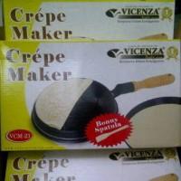 Jual CREPE MAKER VICENZA VCM21 Murah