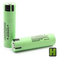 Panasonic Battery 2900mAh 3.6V Li-ion High Drain IMR 18650 - Flat Top