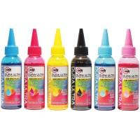 SUN Tinta Epson DURA ULTRA INK 100 ml (1 Set 6 Warna)
