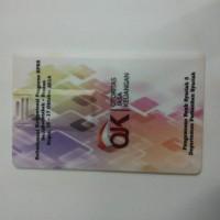 usb flashdisk id card 8gb + logo
