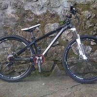 Polygon Cozmic DX 4.0 2014 Fullbike