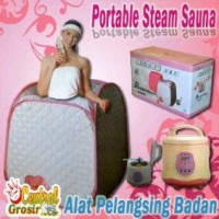 Beauty Spa Portable Steam Sauna New