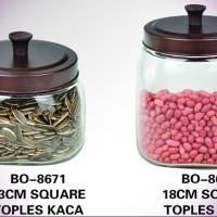 Toples BISTRO Square BO-8671 / BO-8672