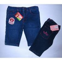 [[KHUSUS GROSIR]] Jeans Pendek SANRIO ORIGINAL Strawberry