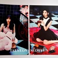 READY STOCK PER MEMBER Girls Generation / SNSD Mr Mr Big Photocard