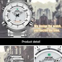 Jam tangan Weide Lunar Dual Time