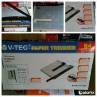 V-TEC PAPER TRIMMER B4 TYPE:VT-1215
