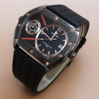 Swiss Army 4055M Dua Time Black
