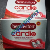 HEMAVITON CARDIO isi 10 cap