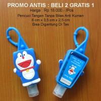 Antis Doraemon Blue Rose Full Body 3D
