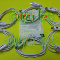 Kabel Data HP Lampu Blackberry Samsung Oppo Huawei Lenovo Xiaomi