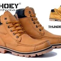 Sepatu Boot Zhoey Thundert 3 Warna