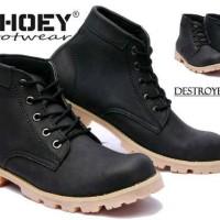 Sepatu Boot Zhoey Destroyer 3 Warna