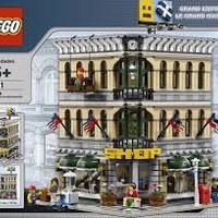 Lego Modular 10211 Grand emporium