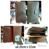 Dompet Handbag Montblanc Resleting Kancing (MB-H01)