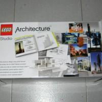 Lego Architecture Studio 21050. New. Segel