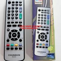 Remote MULTI Untuk 4 TV LCD LED LG SAMSUNG SHARP PANASONIC Universal