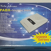 PABX Telephone - Vitaphone - 1 Line to 8 Extension TC108