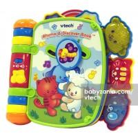 VTech Animal Friends Nursery Rhymes Book