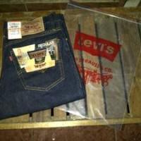 Celana Jeans Pria Warna Blueblackukuran 28 - 38