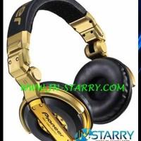 headset dj oem PIONEER HDJ 1000, headphone hdj1000 GOLD, BLACK, SILVER