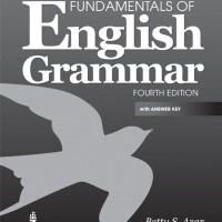 Fundamental of English Grammar with Answer Key 4th Edition