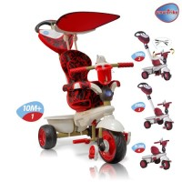 SmartTrike 4-in-1 Dream Touch Steering Tricycle