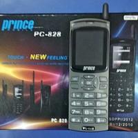HP PRINCE 828 KUAT SINYAL ELEGANT BATERAI 1.800 MAH