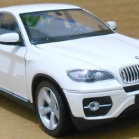 WELLY NEX 1:24 BMW X6 (PUTIH)