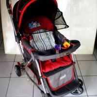 Baby stroller 4 in 1 murah plico 268R grande