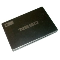 "Hitachi External Case 2.5"" Sata USB 2.0 - Neso - Silver"