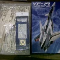 Hasegawa Macross Plus 1/48 YF-19 + Metal Photoeched parts