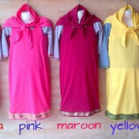 Baju Masha and The Bear (size 6-10 tahun)