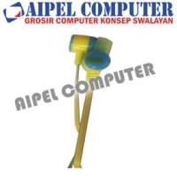 EARPHONE LANGYU YS-114 + MIC (PACKING MIKA)