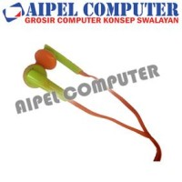 EARPHONE LANGYU LQ-04 + MIC (PACKING MIKA)