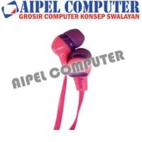 EARPHONE LANGYU LQ-501 + MIC (PACKING MIKA)