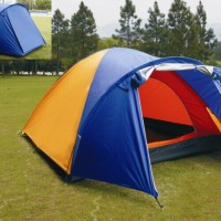 (VNTG) Tenda Dome BNIX/Sheng Yuan BN012 Double Layer 3-4 Orang