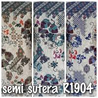 kain batik semi sutera R1904
