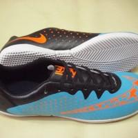 Sepatu Futsal Nike ELASTICO FINALE SoftBlue Black Indoor