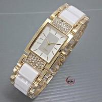 Jam Tangan Wanita Esprit Gold White
